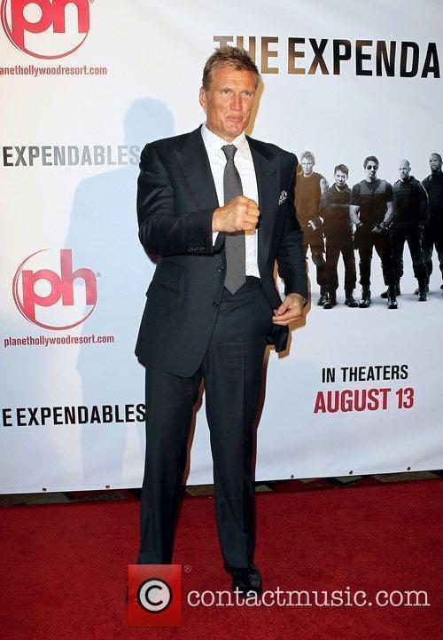 Dolph Lundgren Special Screening of ' The Expendables'...