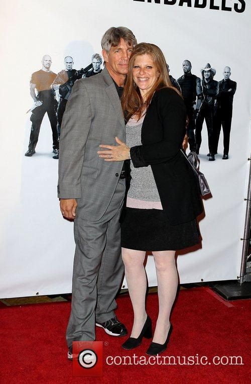 Eric Roberts and Eliza Roberts Special Screening of...