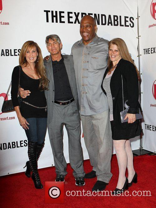 Eric Roberts and Eliza Roberts, Tommy Tiny Lister...