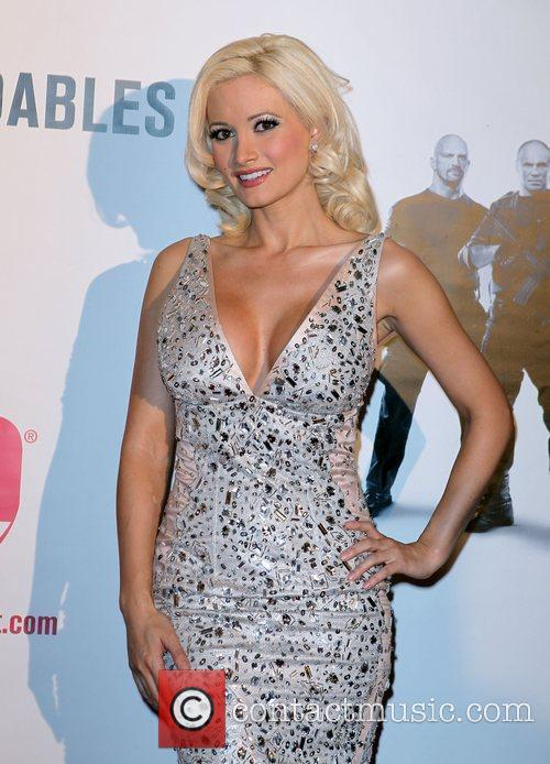 Holly Madison Special Screening of ' The Expendables'...