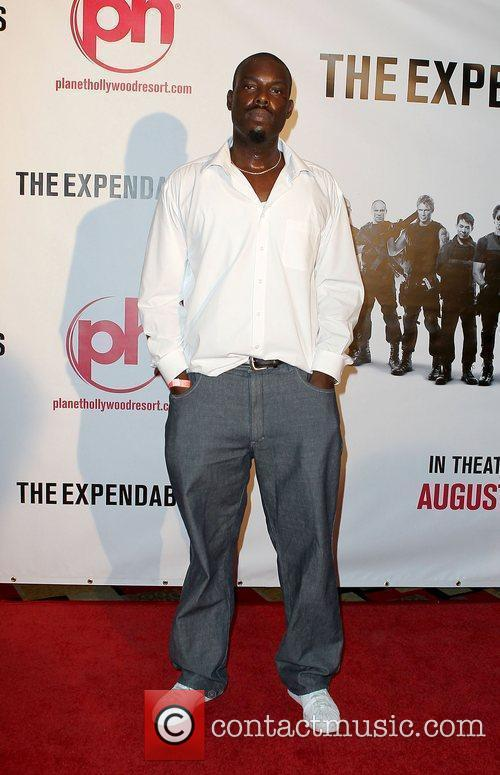 Senyo Amoak Special Screening of ' The Expendables'...