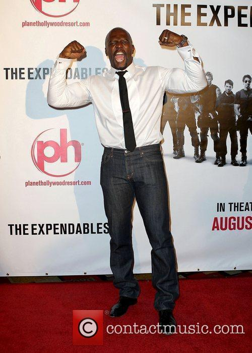 Terry Crews Special Screening of ' The Expendables'...