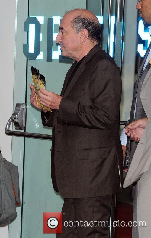 Boris Berezovsky 'The Expendables' - UK film premiere...