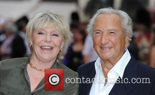 Geraldine Lynton-Edwards and Michael Winner 'The Expendables' -...