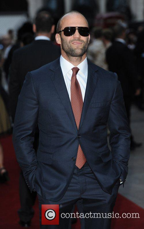 Jason Statham 'The Expendables' - UK film premiere...