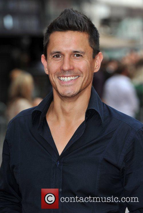Jeremy Edwards 'The Expendables' - UK film premiere...