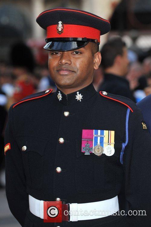 Lance Corporal Johnson Beharry 'The Expendables' - UK...