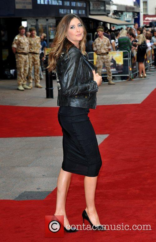 Lisa Snowdon, Odeon Leicester Square