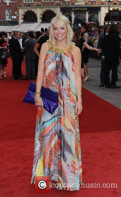 Liz McClarnon 'The Expendables' - UK film premiere...