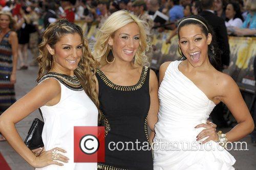 Katerina Themis, Emily Themis and Sophia Port of...