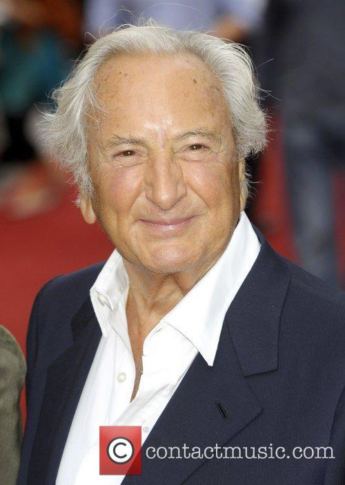 Michael Winner The Expendables - UK film premiere...