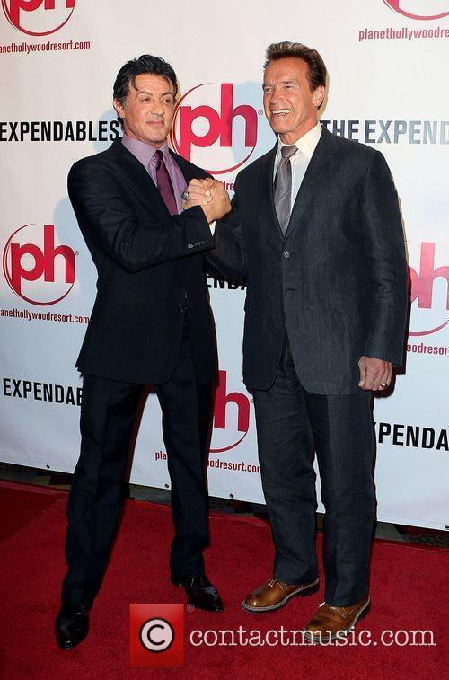 Special Screening of ' The Expendables' at Planet...