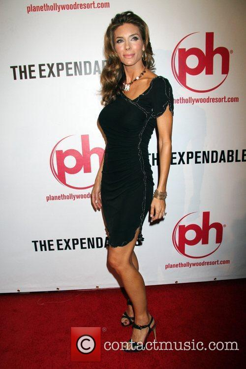 Jennifer Flavin Stallone Special screening of 'The Expendables'...