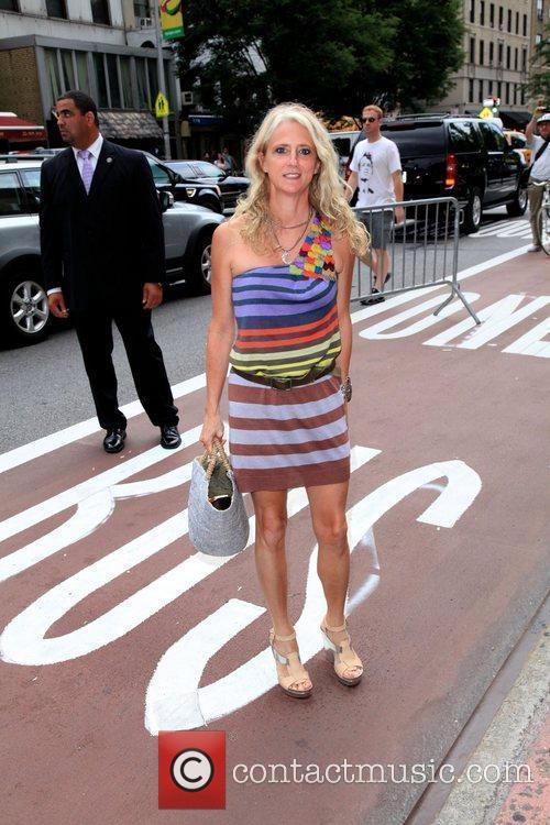Nanette Lepore  the premiere of 'The Extra...