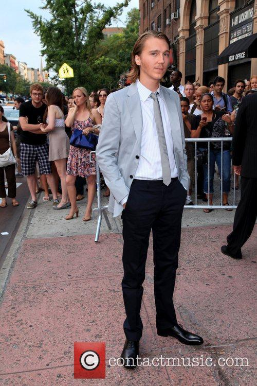 Paul Dano  the premiere of 'The Extra...