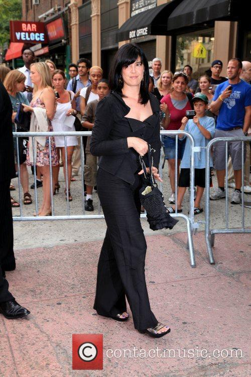 Phoebe Cates  the premiere of 'The Extra...