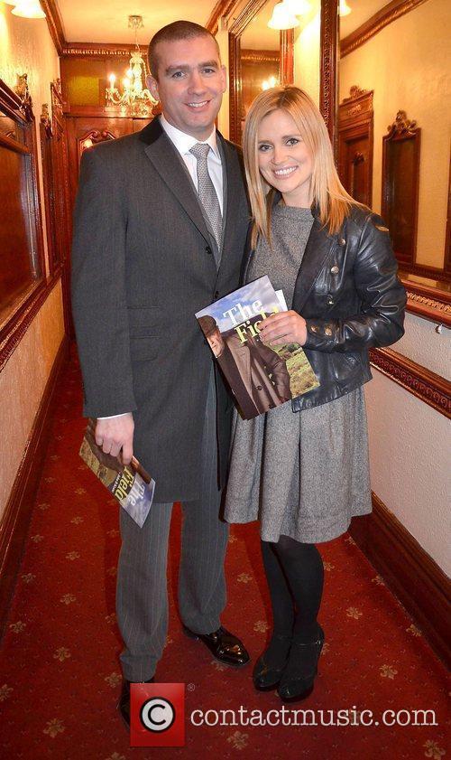 Karen Koster & John Maguire,  at the...