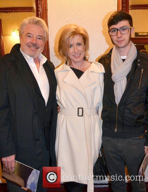 John McColgan & Moya Doherty, son Danny McColgan,...