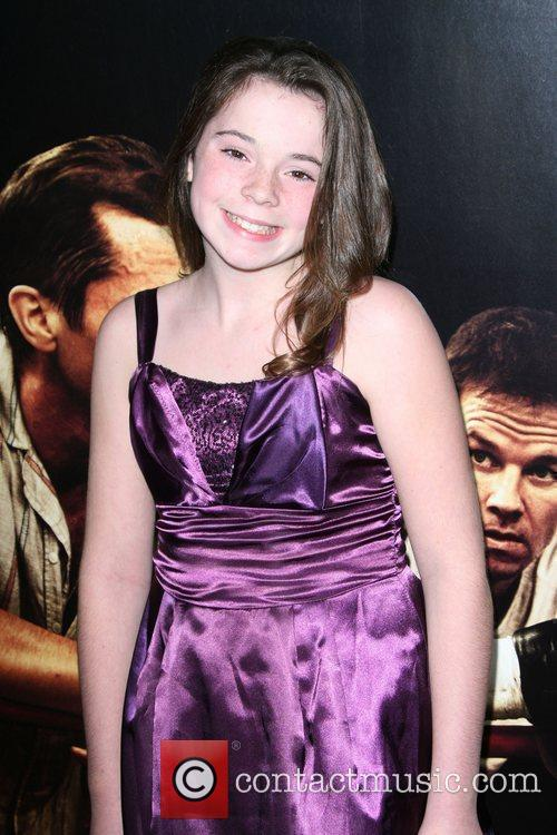 Caitlin Dwyer Los Angeles Premiere of The Fighter...