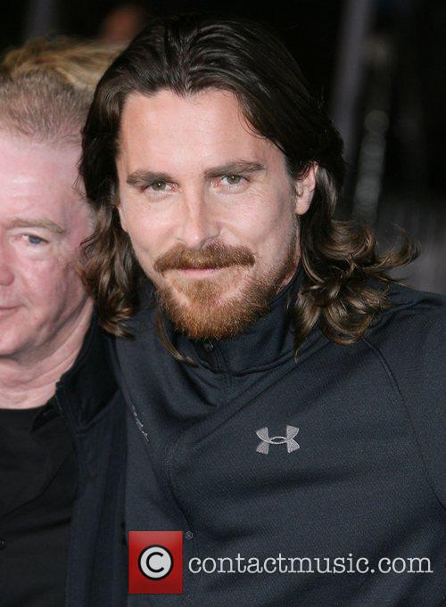 Christian Bale Los Angeles Premiere of The Fighter...