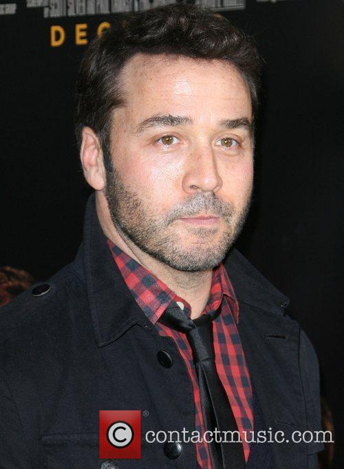 Jeremy Piven Los Angeles Premiere of The Fighter...