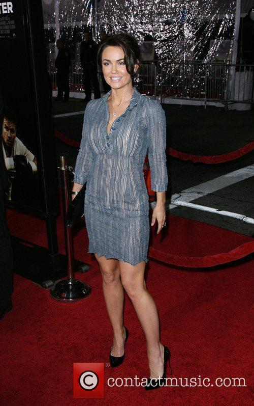 Kelly Carlson Los Angeles Premiere of The Fighter...