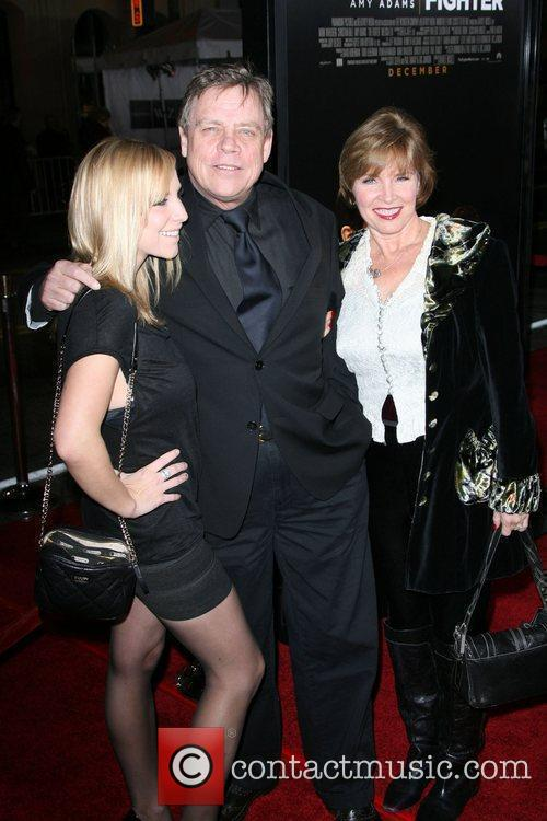 Mark Hamill Los Angeles Premiere of The Fighter...