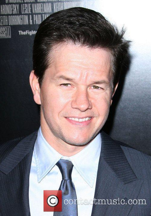 Mark Wahlberg Los Angeles Premiere of The Fighter...