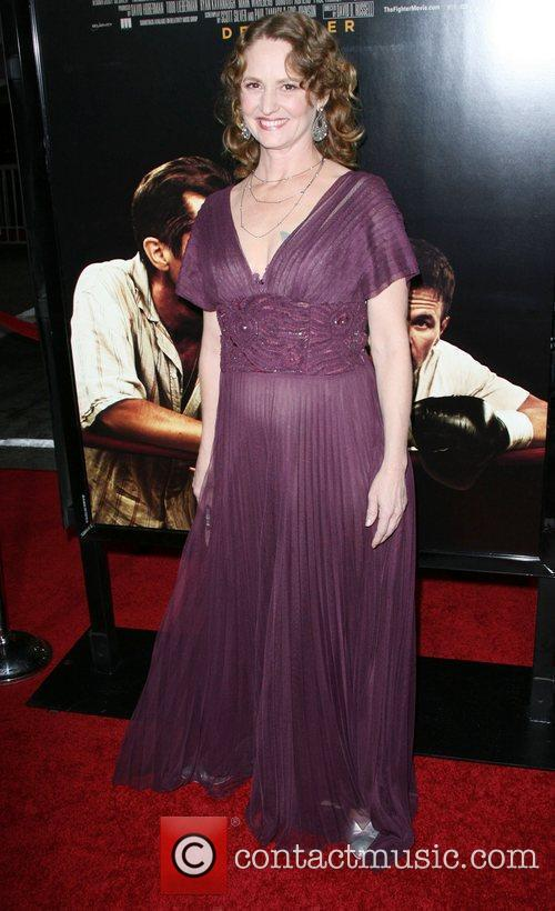 Melissa Leo Los Angeles Premiere of The Fighter...