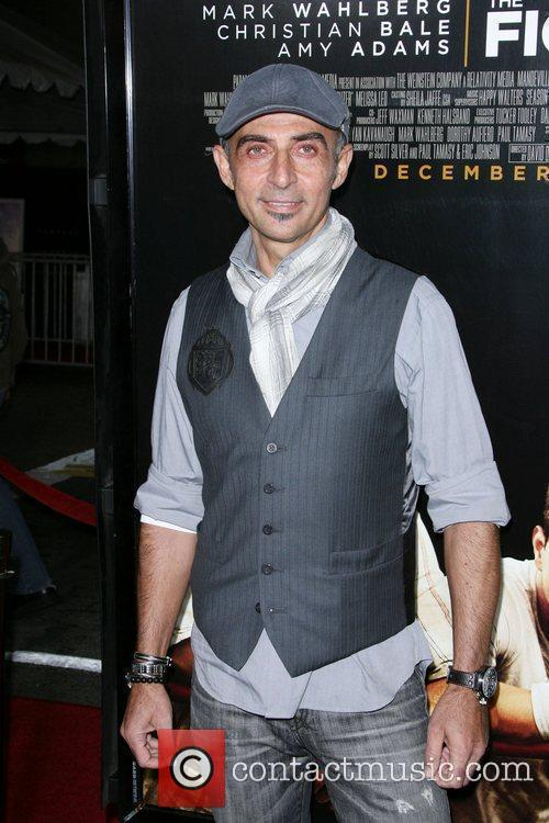Shaun Toub Los Angeles Premiere of The Fighter...