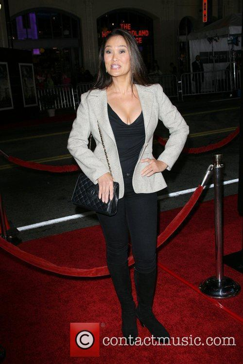Tia Carrere Los Angeles Premiere of The Fighter...