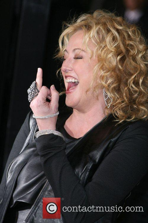 Virginia Madsen Los Angeles Premiere of The Fighter...