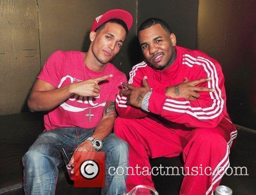 Rapper Stark$, real name Yannique Barker, and The...