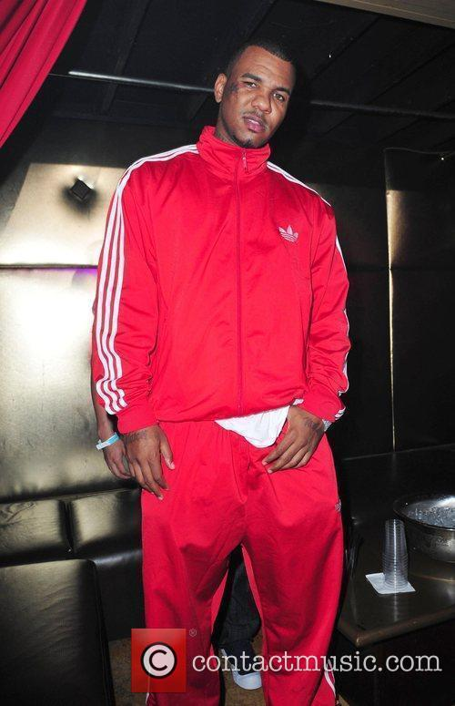 Rapper The Game, real name Jayceon Terrell Taylor,...