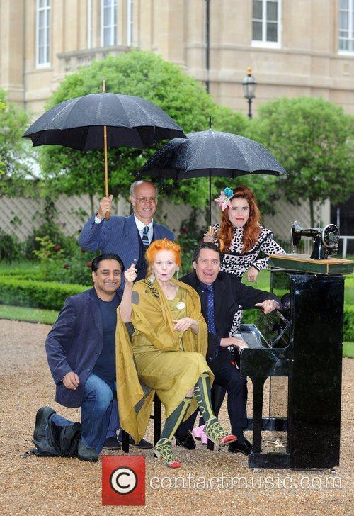 Sanjeev Bhaskar and Vivienne Westwood 1