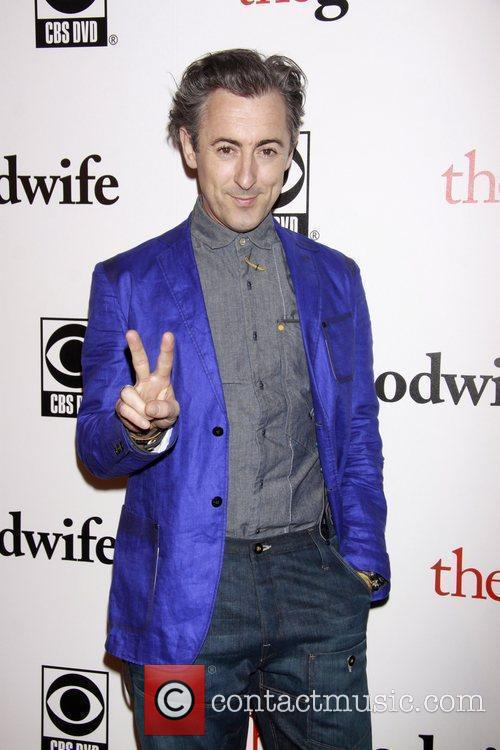 Alan Cumming A red carpet party celebrating the...