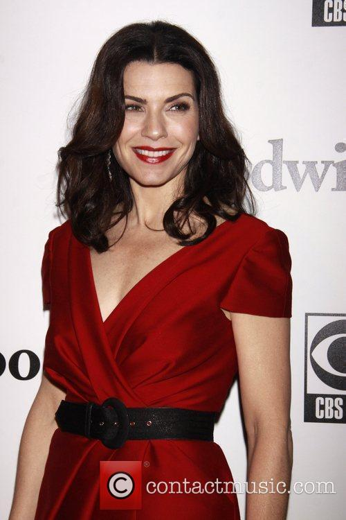 Julianna Margulies and Cbs 3