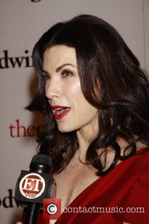 Julianna Margulies and Cbs 2