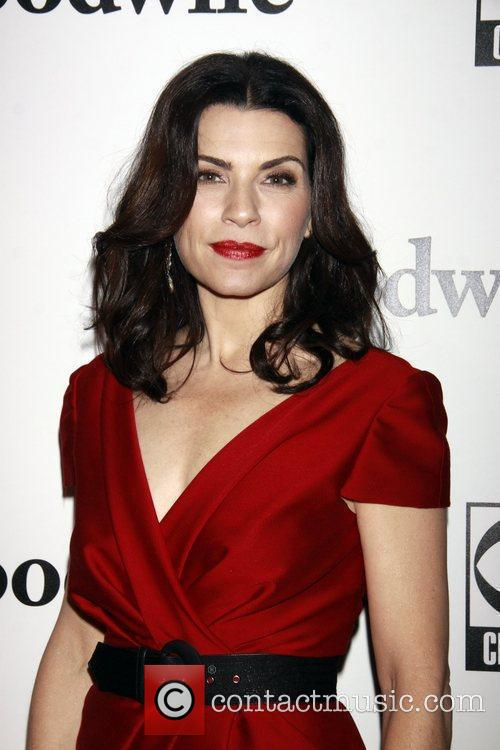 Julianna Margulies and Cbs 5