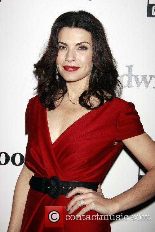 Julianna Margulies and Cbs 7