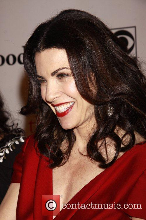 Julianna Margulies and Cbs 6