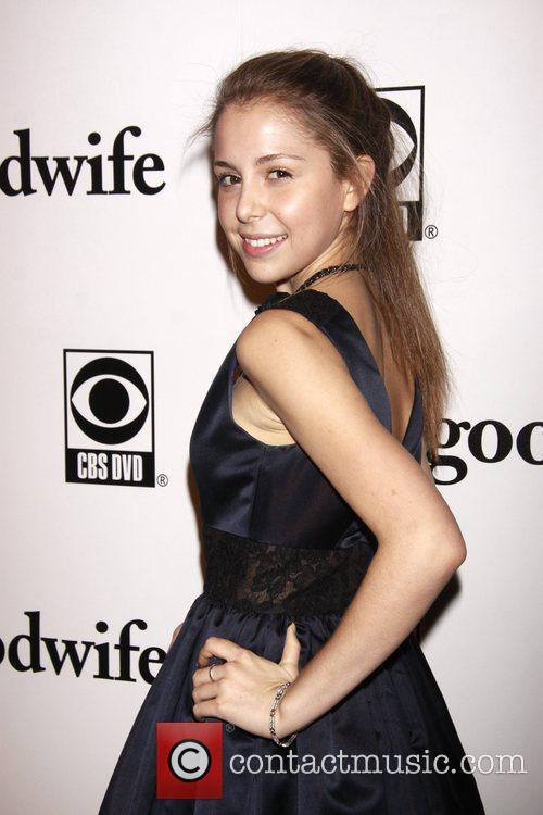 Makenzie Vega and Cbs 6