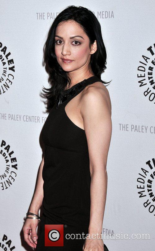 Archie Panjabi An evening with 'The Good Wife'...