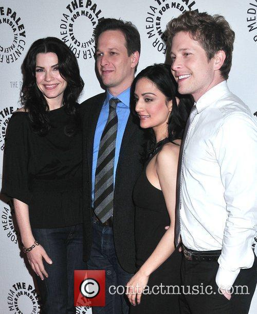 Julianna Margulies and Matt Czuchry 5