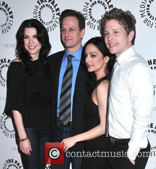 Julianna Margulies and Matt Czuchry 6