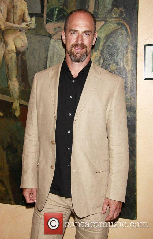 Christopher Meloni Opening Night after party for the...