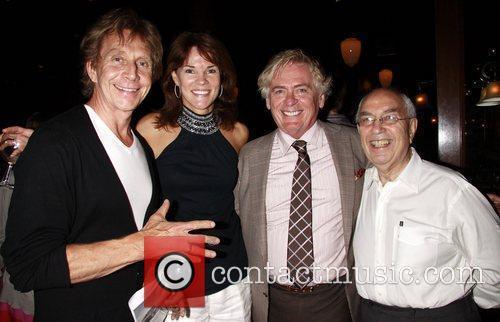 Jack Wetherall, Carolyn McCormick, Daniel Davis, and Aubrey...