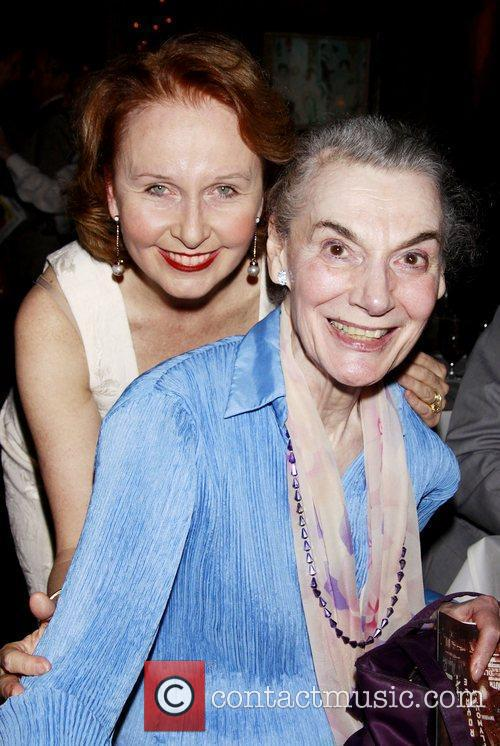 Kate Burton and Marian Seldes