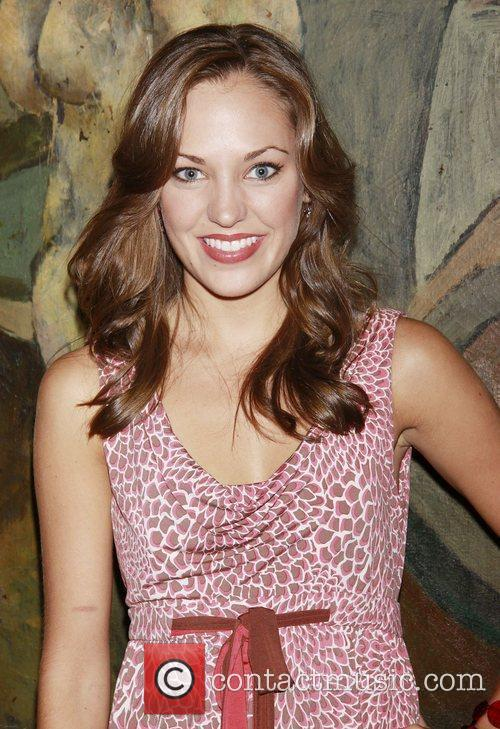 Laura Osnes Opening Night after party for the...