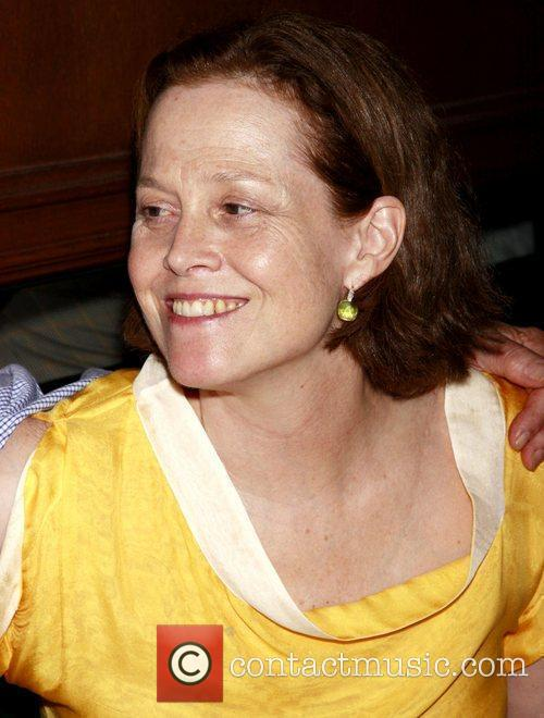 Sigourney Weaver Opening Night after party for the...